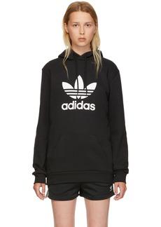 Adidas Black Warm-Up Hoodie
