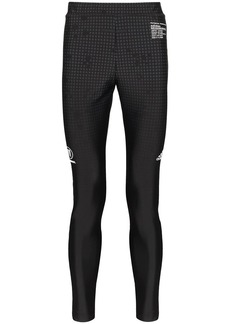 Adidas Black X Neighbourhood compression leggings