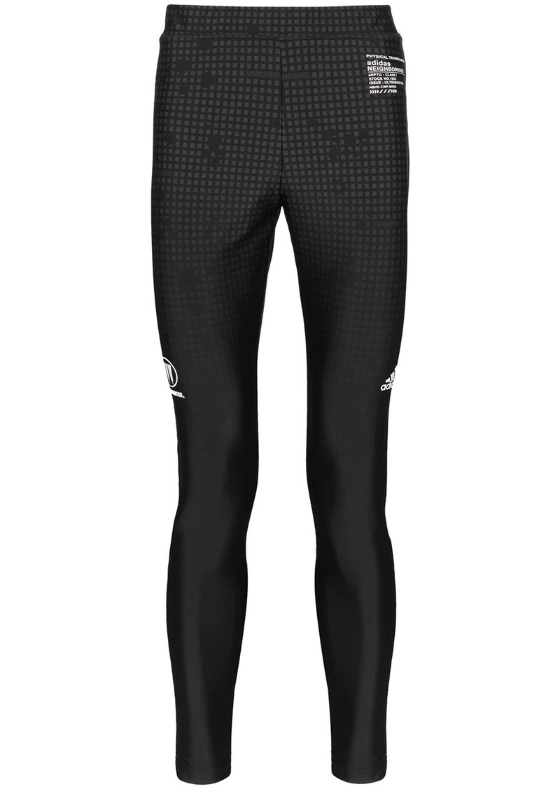 Adidas x Neighbourhood compression leggings