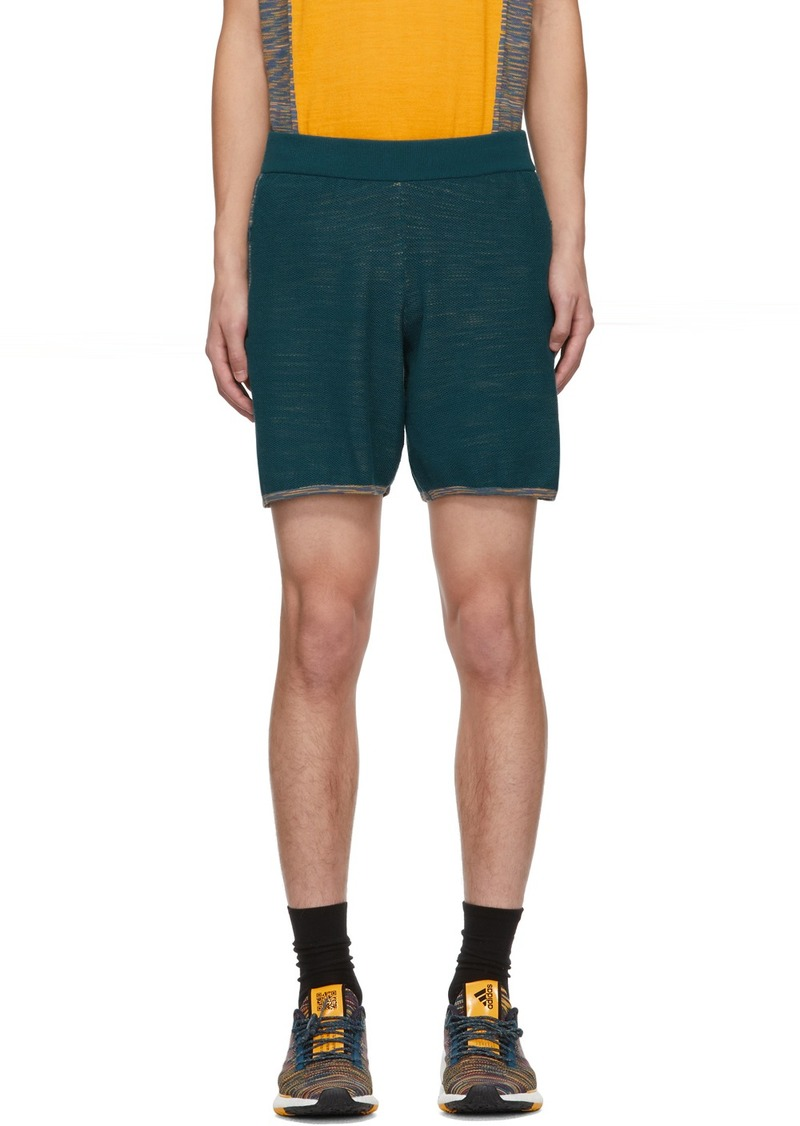 Adidas Blue Saturday Shorts