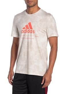 Adidas Bos Wash Logo T-Shirt