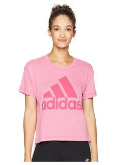 Adidas Boxy Badge of Sport T-Shirt