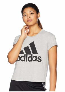 Adidas Boxy Badge of Sport T-Shirt