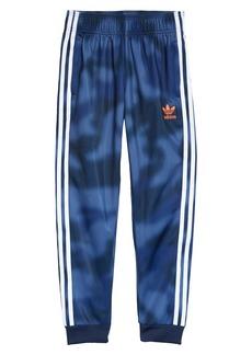Boy's Adidas Originals Kids' Allover Print Camo Sst Track Pants (Big Boy)