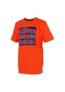 Adidas Boy's Core Camo T-Shirt