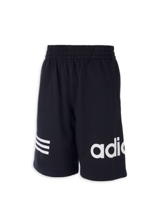 Adidas Boy's Core Cotton Shorts