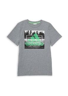 Adidas Boy's Field Court T-Shirt