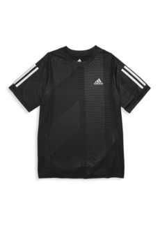 Adidas Boy's Flag-Embossed Top