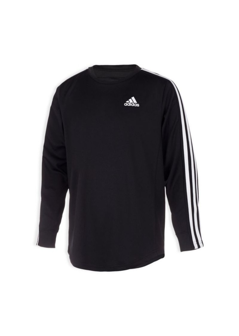Adidas Boy's Long-Sleeve Training Top