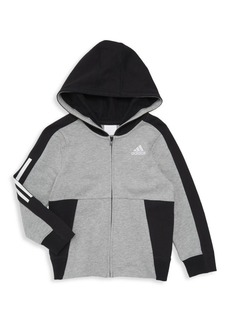 Adidas Boy's Transitional Hoodie