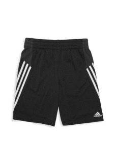 Adidas Little Boy's & Boy's Melange Athletic Shorts