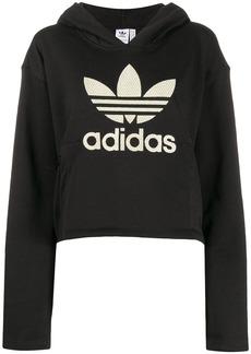 Adidas branded hoodie