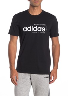 Adidas Brilliant Basic Crew Neck T-Shirt