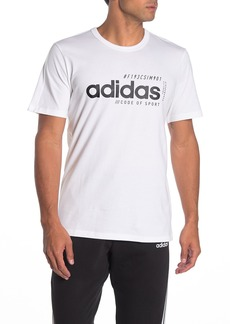 Adidas Brilliant Basics Crew Neck T-Shirt