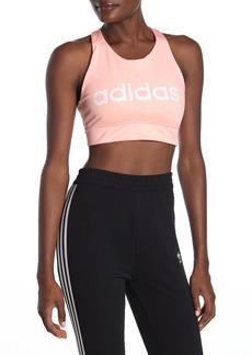 Adidas Brilliant Basics Low-Impact Sports Bra