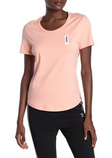 Adidas Brilliant Basics Scoop Neck T-Shirt