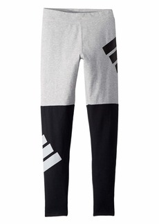 Adidas BTS Logo Tights (Big Kids)