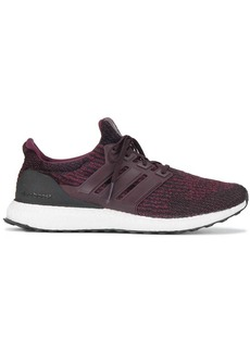 Adidas Burgundy Ultraboost Sneakers
