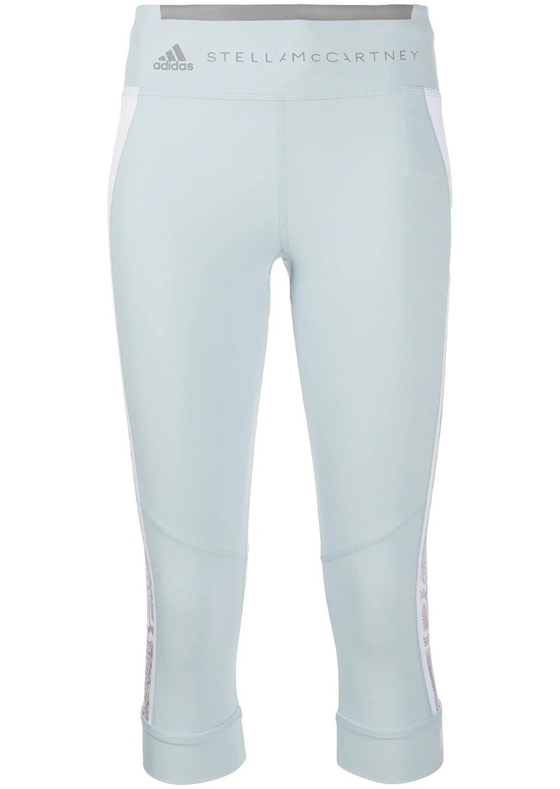 Adidas by Stella McCartney 3/4 compression trousers