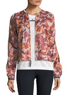 Adidas by Stella McCartney Adizero Printed Lightweight Running Jacket