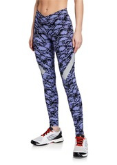 adidas by Stella McCartney Alphaskin Printed Performance Tights