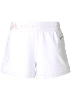 Adidas By Stella Mccartney Essential shorts - White