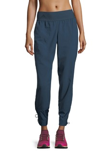 adidas by Stella McCartney Essential Track Pants w/ Adjustable Hem