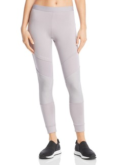 adidas by Stella McCartney Essentials Mesh-Inset Leggings