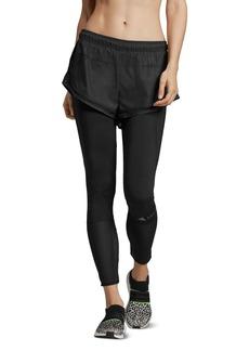 adidas by Stella McCartney Essentials Shorts-Overlay Leggings