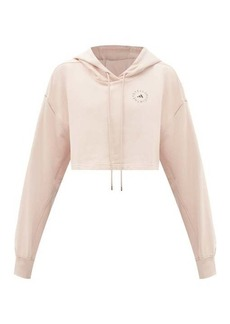 Adidas By Stella McCartney Future Playground cotton-jersey sweatshirt