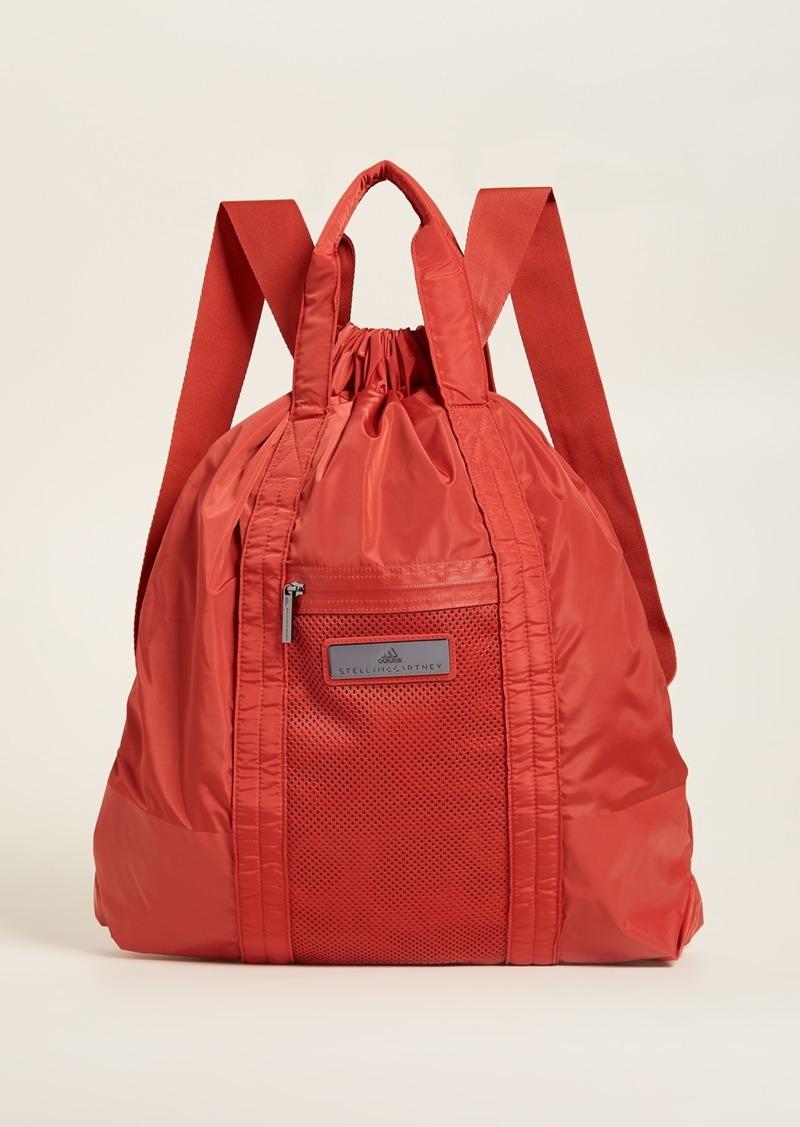 brand new b9d50 4259d adidas by Stella McCartney Gym Sack Backpack