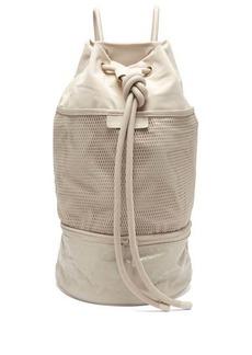 Adidas By Stella McCartney Gym Sack canvas shoulder bag