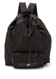 Adidas By Stella McCartney Gymsack drawcord technicak backpack
