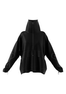 adidas by Stella McCartney Half-Zip Mid-Length Jacket