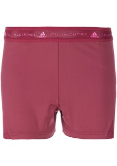 Adidas By Stella Mccartney Hot Yoga shorts - Red