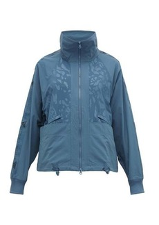 Adidas By Stella McCartney Logo-print performance track jacket