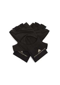 Adidas By Stella McCartney Logo-print training gloves