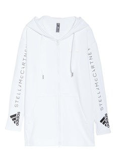 adidas by Stella McCartney Oversize Organic Cotton Hoodie