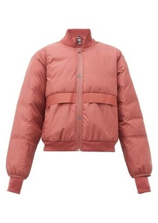 Adidas By Stella McCartney Padded bomber jacket