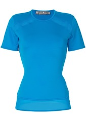 Adidas by stella mccartney adidas by stella mccartney performance essentials tee   blue abv1a29b3e1 a