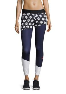 adidas by Stella McCartney Run Climalite Printed Performance  Leggings