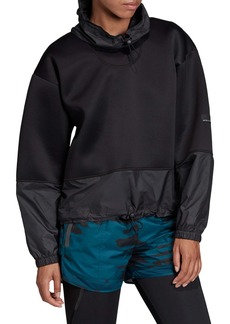 adidas by Stella McCartney Run Hooded Running Jacket
