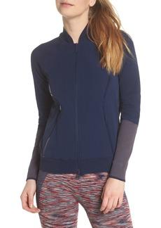 adidas by Stella McCartney Run Ultra Knit & Woven Jacket