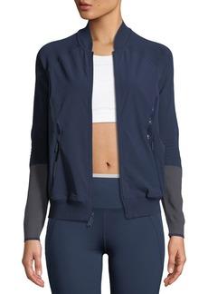 adidas by Stella McCartney Run Ultra Knit Woven Performance Jacket