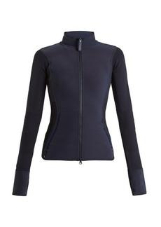 Adidas By Stella McCartney Run zip-through performance jacket