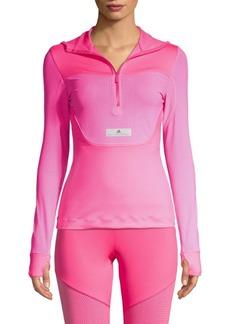 Adidas by Stella McCartney Running Long-Sleeve Hoodie