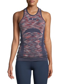 Adidas by Stella McCartney Seamless Racerback Yoga Tank Top
