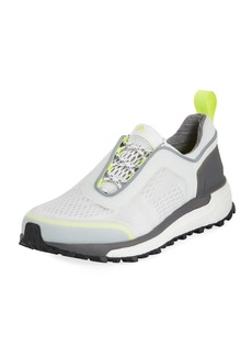 adidas by Stella McCartney Supernova Trail Knit Sneakers  Gray