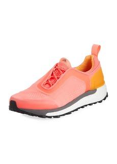 adidas by Stella McCartney Supernova Trail Knit Sneakers  Orange