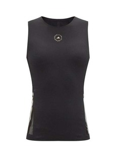 Adidas By Stella McCartney SupportCore recycled-fibre tank top